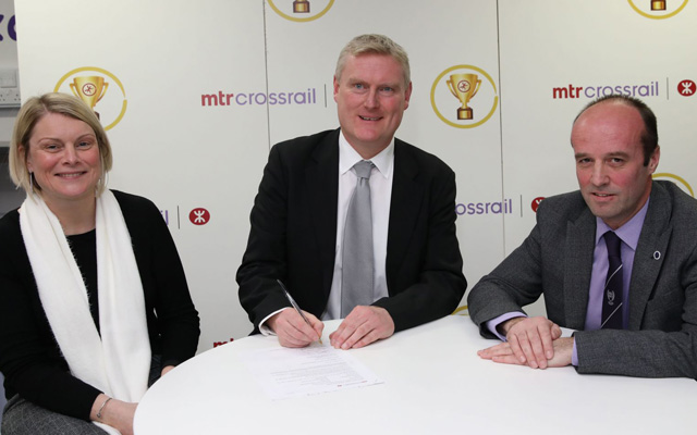 MTR Crossrail leads the way in the rail industry as the first train operating company included on the register of apprenticeship training providers (RoATP).